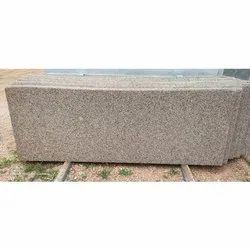 Polished Kharda Cream Granite Slabs, Thickness: 17-20 Mm