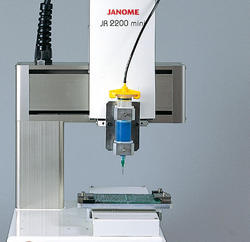 Automatic Dispensing Robot Janome