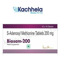 S- Adenosyl Methionine 200 MG