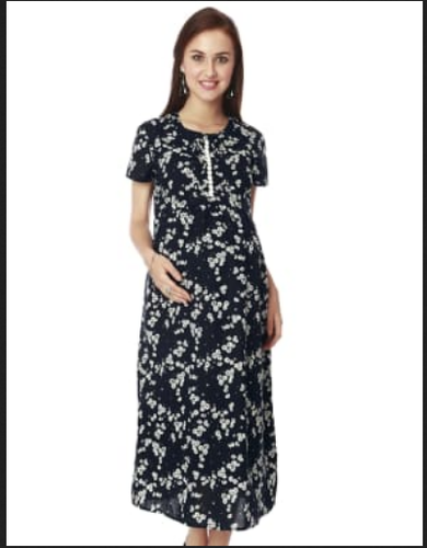 7d18944264b Nine Maternity Wear Dress In Multicolor