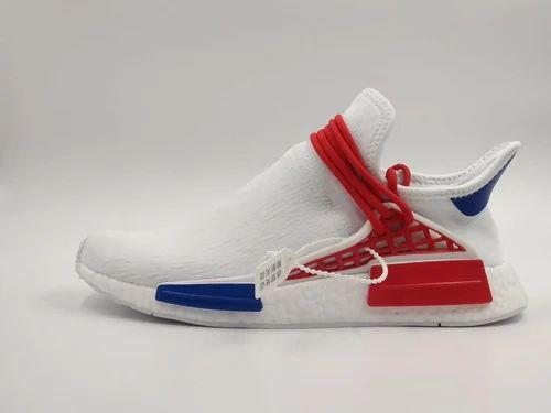 meet 3bc12 eb0a8 Adidas Originals Human Race Shoes