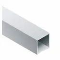 Mill Finish Aluminium Square Pipe
