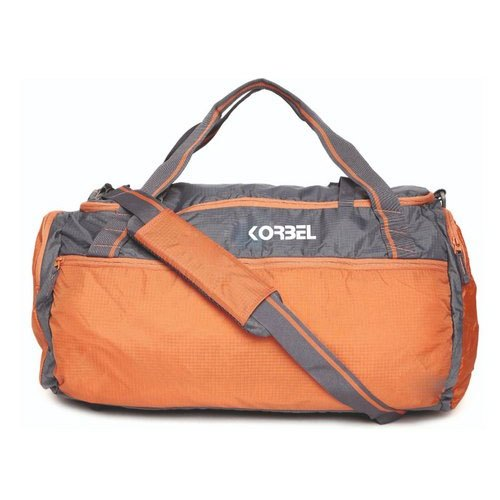 Korbel Plain Polyester Duffle Bag 169218bf50376