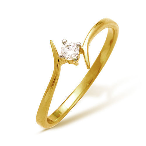 Light Weight Gold Ring at Rs piece