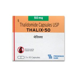 50 Mg Thalidomide Capsules
