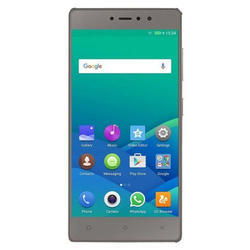 Gold Gionee Mobile, Memory Size: 8GB, Screen Size: 5 Inches