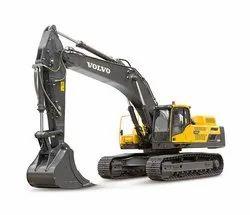 Volvo EC480D Crawler Excavator, 47 ton, 360 hp