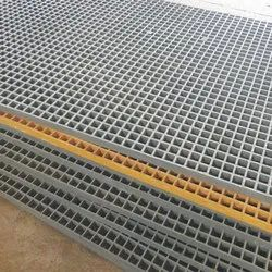 Fiberglass Molded Gratings