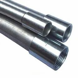 Factory Supply galvanized metal  pipe galvanized steel Electrical conduit