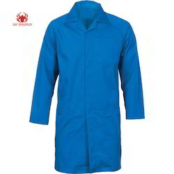 Long Sleeve Lab Coat