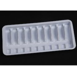 Vial Blister Packaging Tray