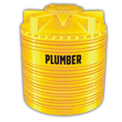 Plumber Triple Layer Water Tanks