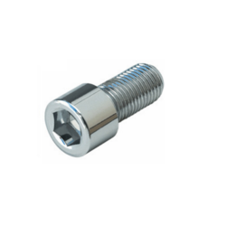 Accurate Fastners Round Allen Cap Screws, Size: 3 Mm To 20 Mm