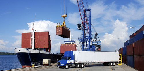 Project Shipments Handling Logistic Services