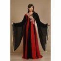 Women Abaya Maxi Dress