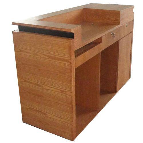 Gentil Wooden Cash Counter