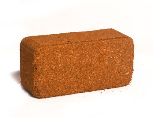Coco Peat Products - Coco Peat Blocks 650 GM Manufacturer from Chennai