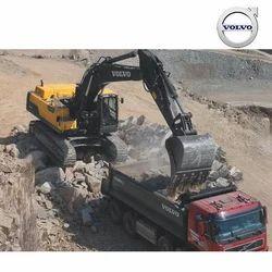New Machine 131 Volvo Large Crawler EC480DL Excavators