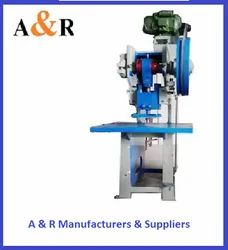 Arms Slipper Making Machine (12.5 Ton)