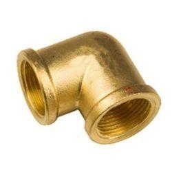 Brass Union Elbow