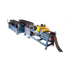 Adjustable Rotating Head Roll Forming Machines