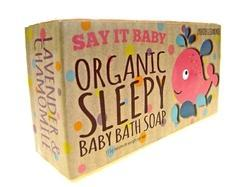 Organic Baby Soap, 115 G, Packaging Type: Box