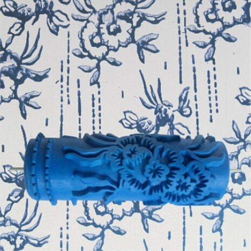 Designer Paint Roller पट रलरस Silver Trading