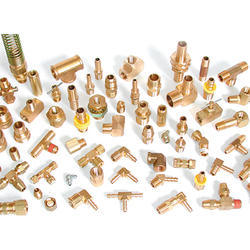 Brass Pipe Fittings, Size: 5 mm