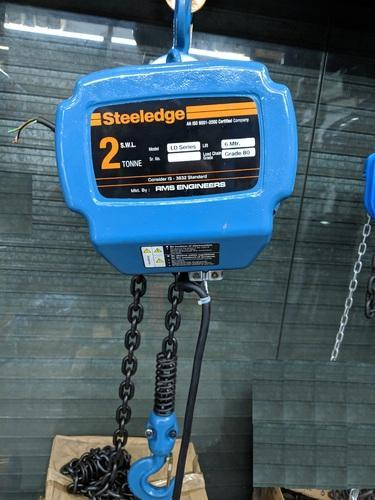 Electric Chain Hoist  - Steeledge LD Series