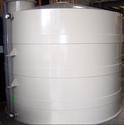 Pp Spiral Chemical Reaction Vessel