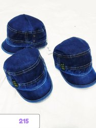 Blue Jeans Skull Caps and Hats, Code 2015