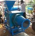 LPG Gas Fired Chana Roaster Machine
