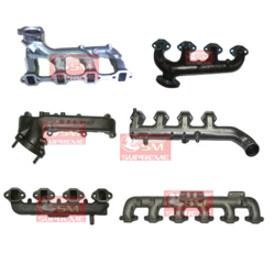 Inlet & Exhaust Manifold