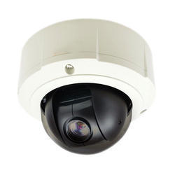 Outdoor Dome WDR Camera, Dimensions: 139 x 102 mm