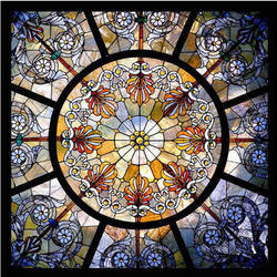Designer Stain Glass