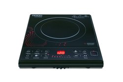 Usha Cook Joy 3616 1600-Watt Induction Cooktop (Black)