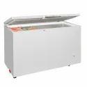 Small Chest Freezer With Top Open Door, Front Loading, Single Door