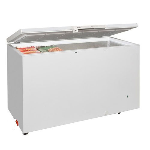 Small Chest Freezer With Top Open Door Front Loading