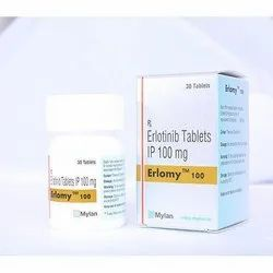 Erlom  100 Tablet