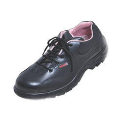 PU Ladies Safety Shoes