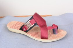 PU Ladies Slipper
