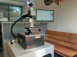 IPG Laser Hallmarking Machine