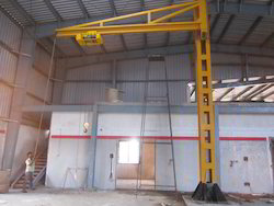 Pillar Type JIB Crane