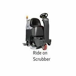 Ride On Scrubber Machine