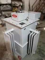 Oil Cooled Type Motorized Variable Auto Transformer