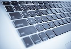 Laptop Keypad