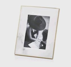 Marble Photo Frame, Shape: Rectangular