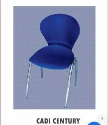 Blue Color Cafeteria Chair