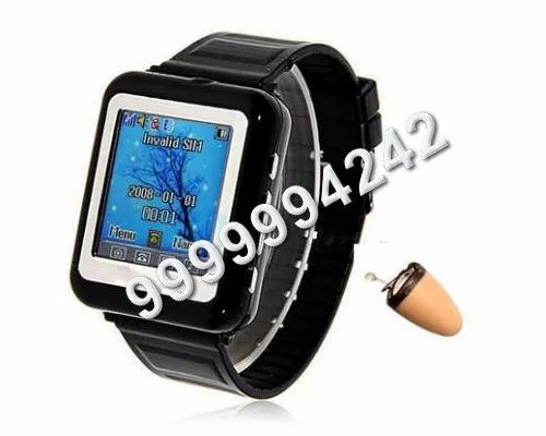 f5d198c1228 Spy Bluetooth Mobile Watch Earpiece Set at Rs 10000 /piece(s ...