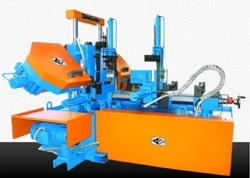 BDC-300 M Semi Automatic Double Column Band Saw Machine